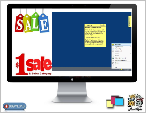 A Note Portable * Sticky Notes | Software | Utilities