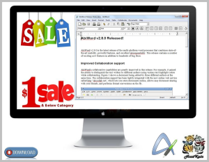 AbiWord Portable * Word Processing Made Portable | Software | Utilities