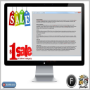 FocusWriter Portable * Distraction-Free Word Processor | Software | Utilities