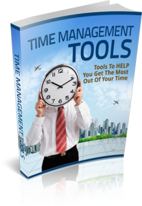 time management tools ebook