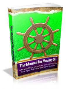 The Manual For Moving On eBook | eBooks | Self Help