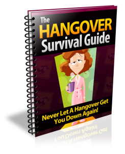 the hangover survival guide ebook