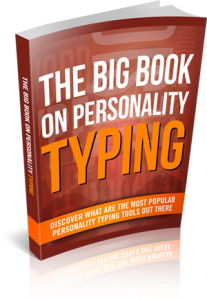 The Big Book On Personality Typing eBook   eBooks   Self Help