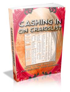 CashingIn On Craigslist | eBooks | Business and Money