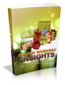 Online Giveaway Insights | eBooks | Business and Money