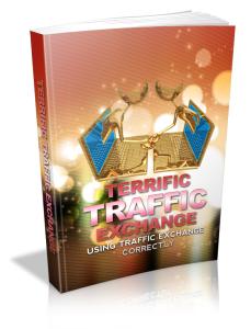 Terrific Traffic Exchange   eBooks   Business and Money