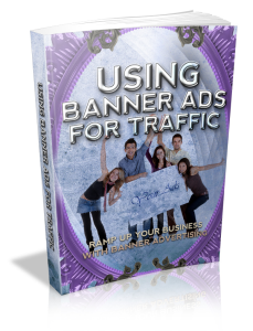 using banner ads for traffic