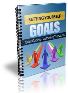 setting yourself goals ebook