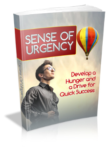 sense of urgency ebook