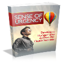 Sense Of Urgency eBook | eBooks | Self Help