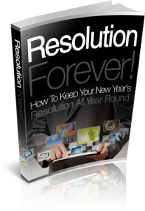 Resolution Forever   eBooks   Self Help