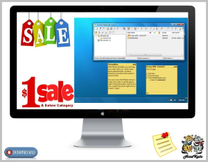 PNotes Portable * Sticky Notes To Go | Software | Utilities