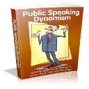 Public Speaking Dynamism | eBooks | Self Help