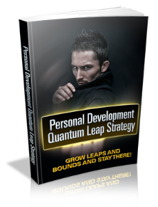Personal Development Quantum Leap Strategy | eBooks | Self Help