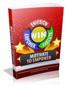 Motivate To Empower | eBooks | Self Help