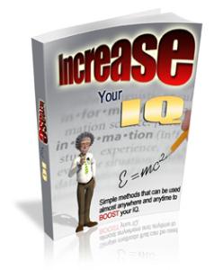 Increase Your IQ | eBooks | Self Help