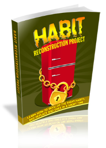 Habit Reconstruction Project | eBooks | Self Help