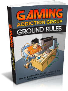 Gaming Addiction Group Ground Rules | eBooks | Self Help