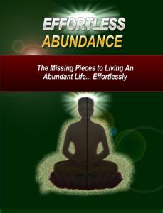 Effortless Abundance | eBooks | Sheet Music