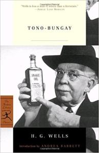 wells,h.g.   tono-bungay