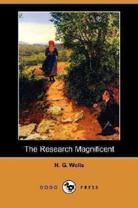 wells,h.g.   the research magnificent