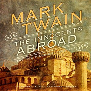 twain,mark   the innocents abroad