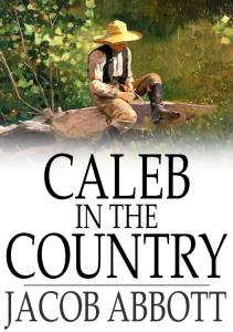 caleb in the country