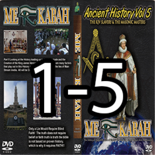 Second Additional product image for - Ancient History Vol 1-6