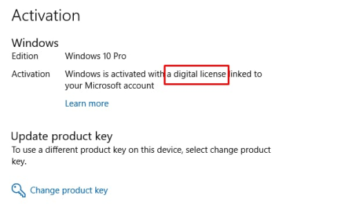 First Additional product image for - Genuine Windows 10 Pro License Key - ORIGINAL ACTIVATION KEY