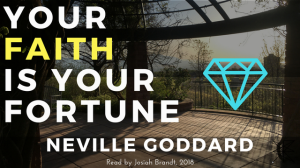 your faith is your fortune by neville goddard - full audiobook