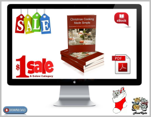 Christmas Cooking Made Simple   eBooks   Reference