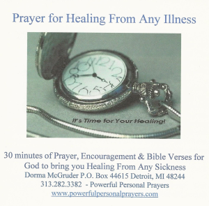 Healing Scriptures | Music | Gospel and Spiritual
