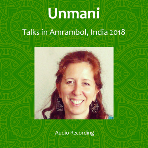 audio - talks in arambol (india) 2018