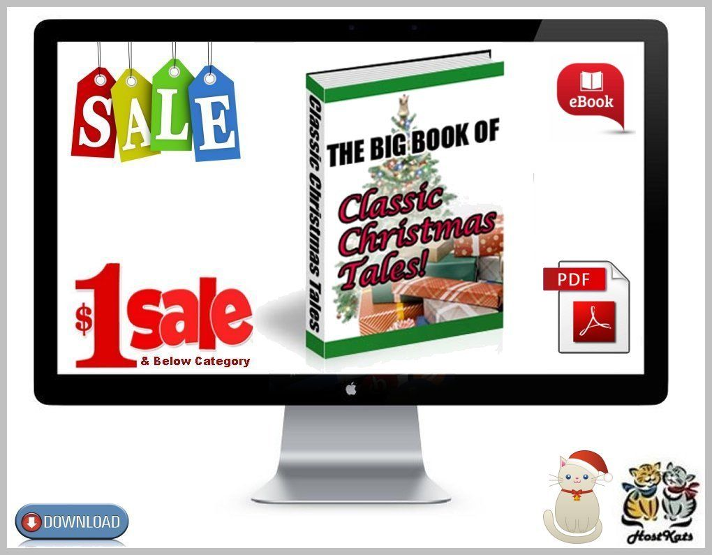 Third Additional product image for - The Big Book Of Classic Christmas Tales