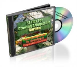 51 Veggie Garden Tips | eBooks | Home and Garden