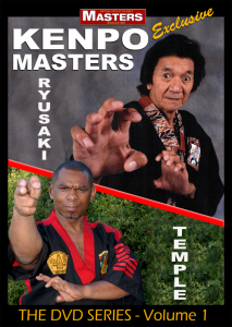kenpo masters vol-1 bill ryusaki & robert w. temple