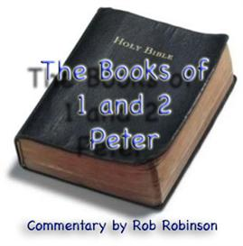 the books of 1 and 2 peter commentary