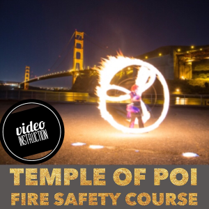 fire dancing safety class