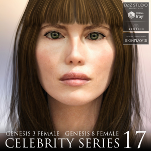 celebrity series 17 for genesis 3 and genesis 8 female