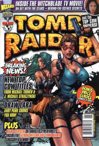 tomb raider & the top cow universe