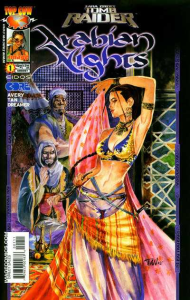 tomb raider - arabian nights