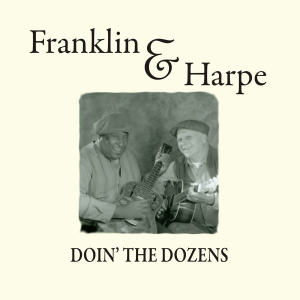 Patuxent CD-034 Franklin & Harpe - Doin' the Dozens | Music | Blues