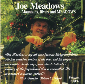 patuxent cd-036 joe meadows - mountains, rivers & meadows
