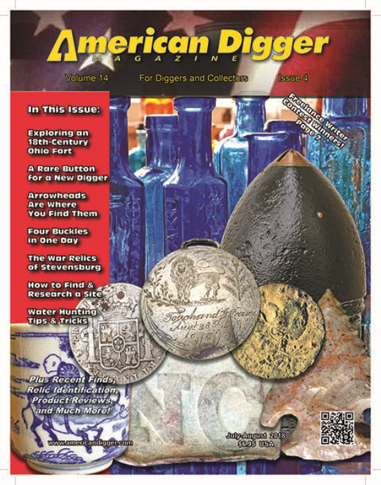 First Additional product image for - American Digger Vol 14, Issue 4