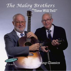 patuxent cd-065 the maloy brothers - time will tell