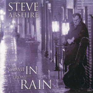 patuxent cd-073 steve abshire - come in from the rain