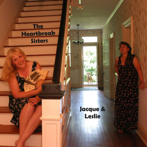 patuxent cd-101 the heartbreak sisters - leslie & jacque
