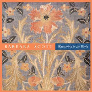 Patuxent CD-127 Barbara Scott - Wandering in the World | Music | Country