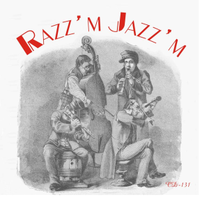 partxent cd-131 razz'm jazz'm