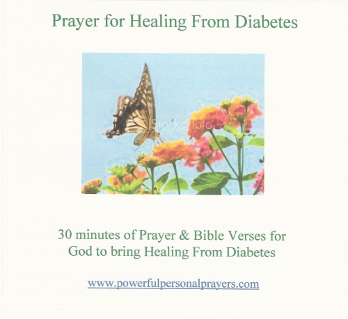 First Additional product image for - Diabetes Healing Scriptures
